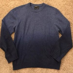 Mark & Spencers Navy Blue cashmere sweater